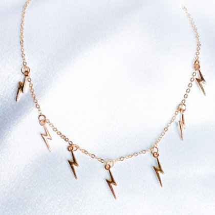 Bolts Necklace