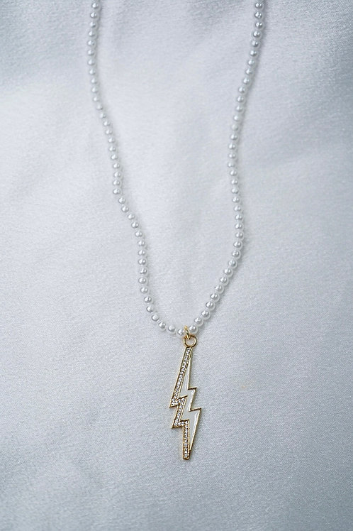Pearl Lightning Bolt Single