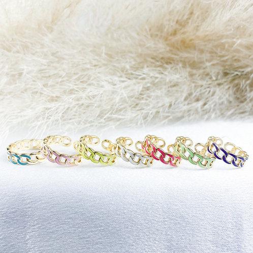 Neon Dayzzz Rings