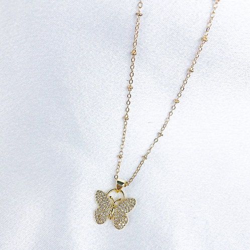 Fly High Necklace