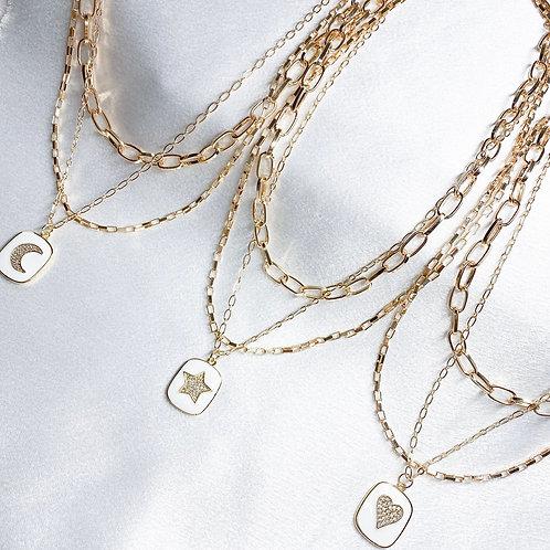 Haley Necklaces