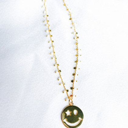 Happy Go Lucky Necklace
