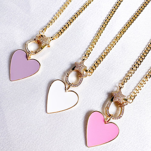 Paisley Necklaces