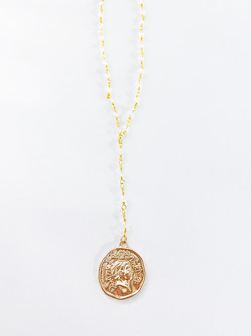 Coin Lariet
