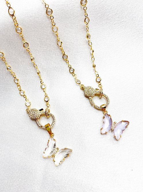 Butterfly Dreams Necklaces
