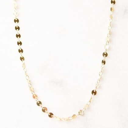 Simple Charm Necklace
