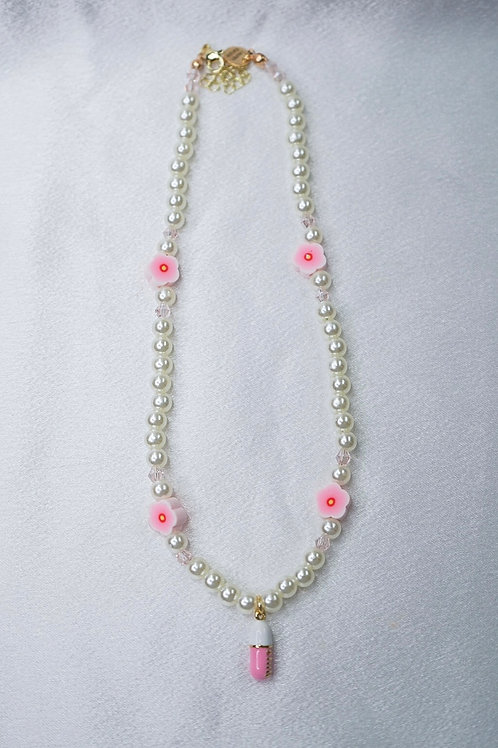Blossom Necklace With Chill Pill