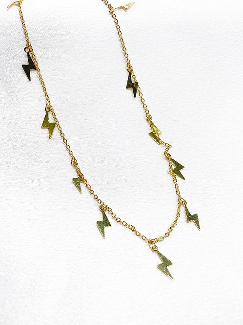 Bolt Necklace