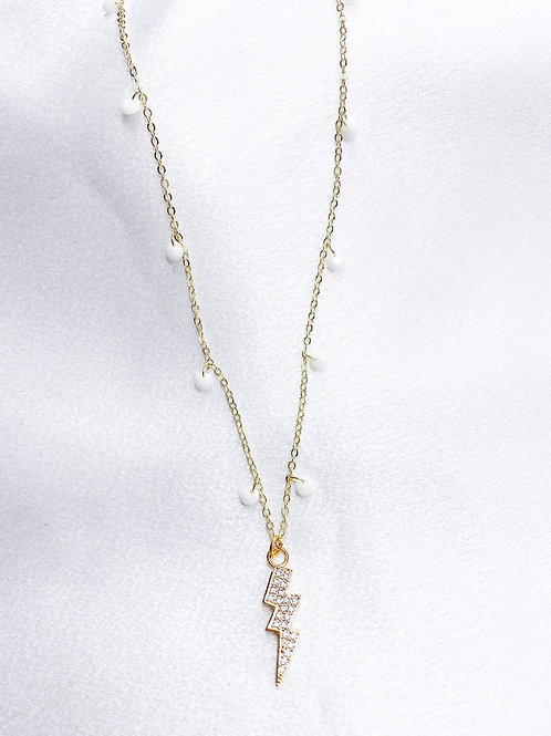 Strike Necklace