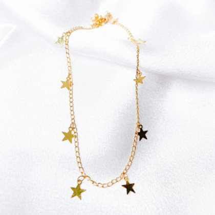 Lily Anklet