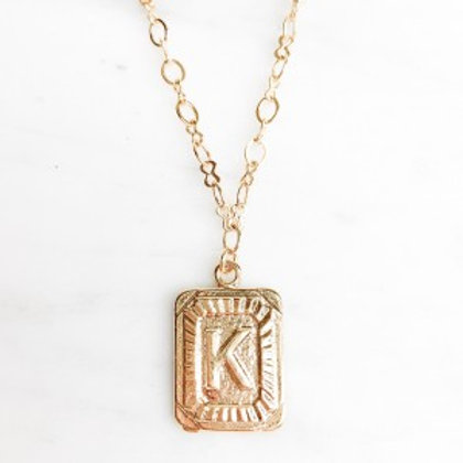 Initially Yours Necklace