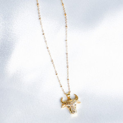 Space Cowboy Necklace
