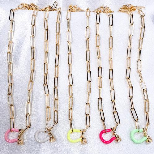 Neon Dreams Necklace