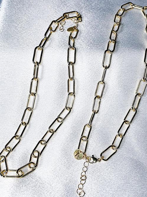 Gold Layering Chain