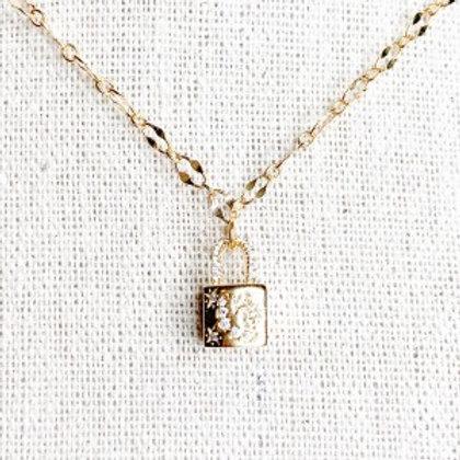 Lockett Of Love Necklace