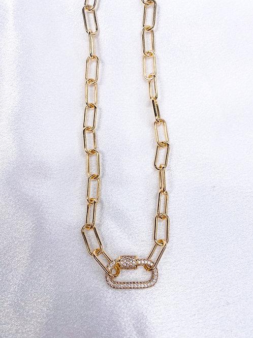Carmen Diamond Necklace
