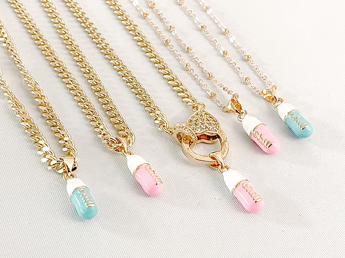 Chill Pill Necklaces