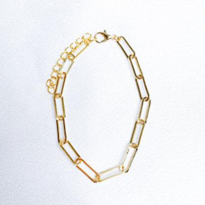 Links Of Gold Bracelet