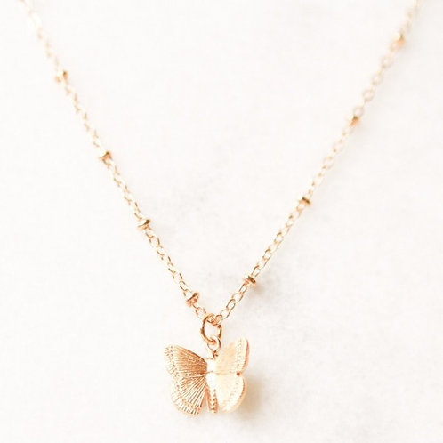 Dreams Fly High Necklace