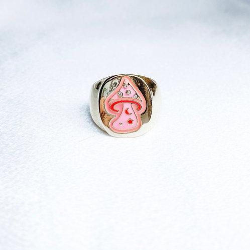 Groovy Mushroom Ring