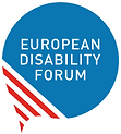 Logo of European Disability Forum