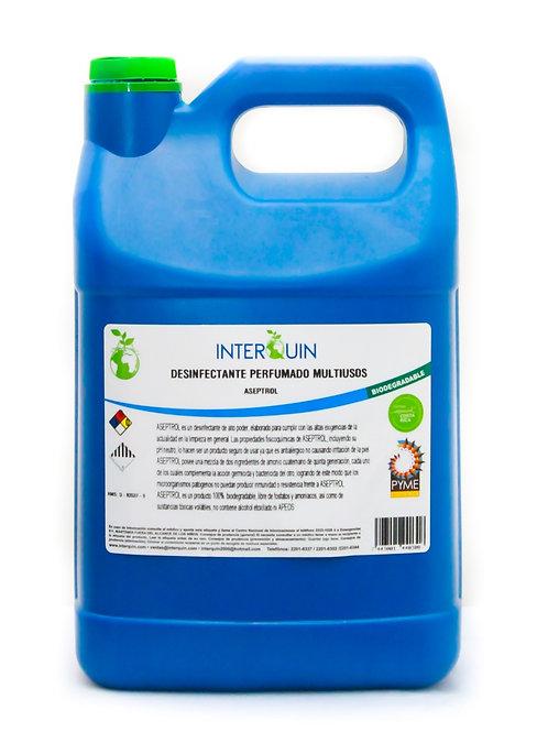 ASEPTROL - Desinfectante perfumado