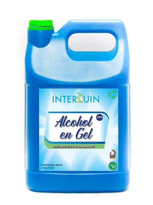 HIDROXILO - Alcohol en Gel Al 70%