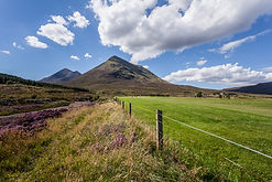 Isle of Skye Golf Course 3rd hole