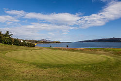 Isle of Skye Golf Club, 7th & 16th hole
