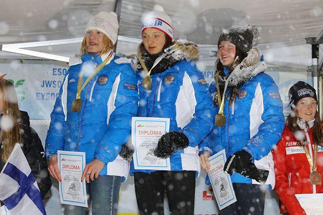EYSOC 2016 golden relay