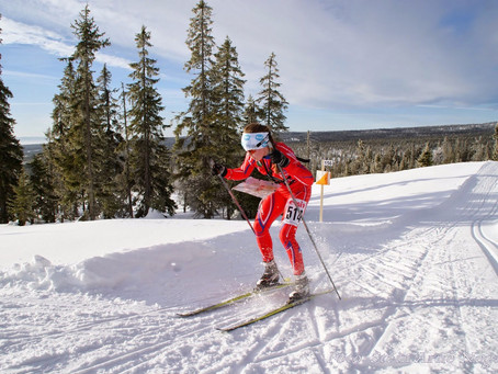 Selection in the Russia Ski-O team