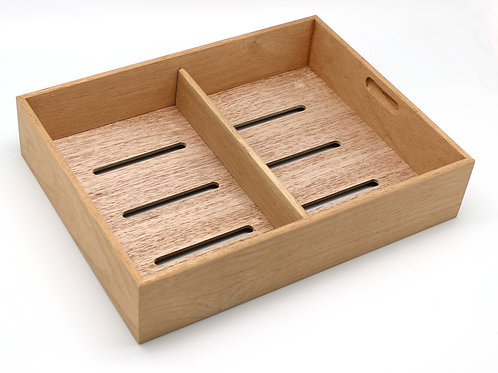Spanish Cedar Cigar Storage Tray