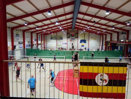 Voor de derde keer geslaagd Benefiet Ditters-CLV volleybaltoernooi