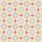 Lotus pattern.