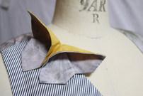 折り紙蝶々ブローチ