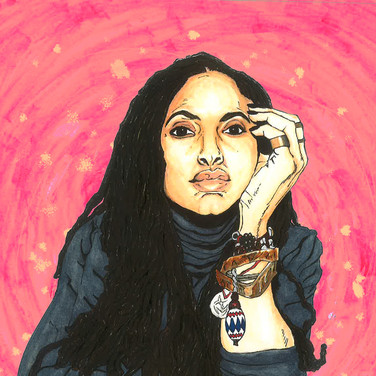 Ava Duvernay Illustration (Blavity)