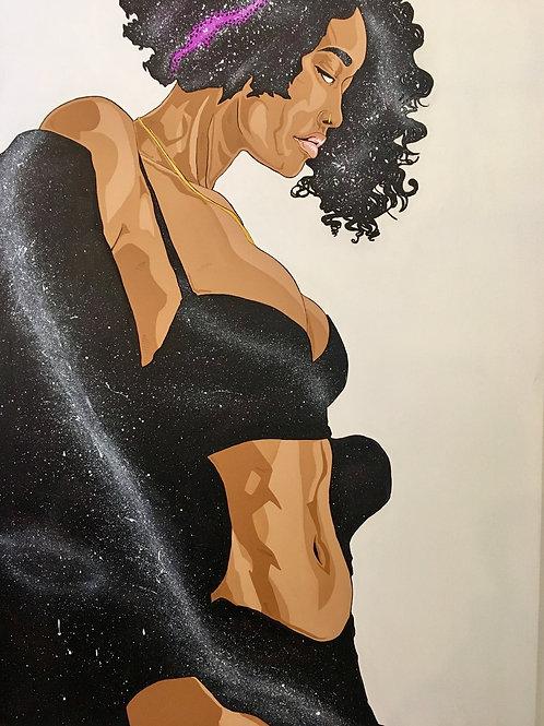 """""""Black Magic"""" (Series Print)"""