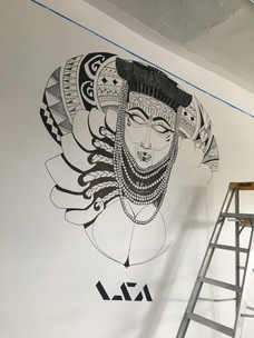 ISA Studios Mural 2018
