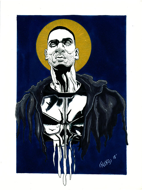 """The Punisher"" (Print)"