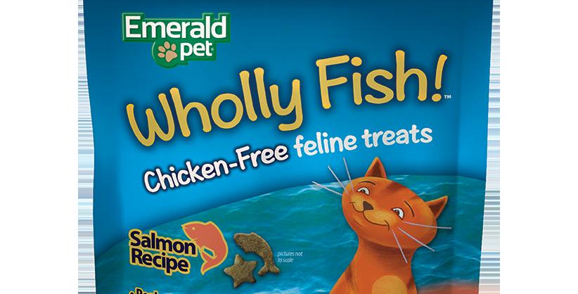 Wholly Fish Salmón