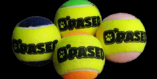 Pelota para perro tipo tenis