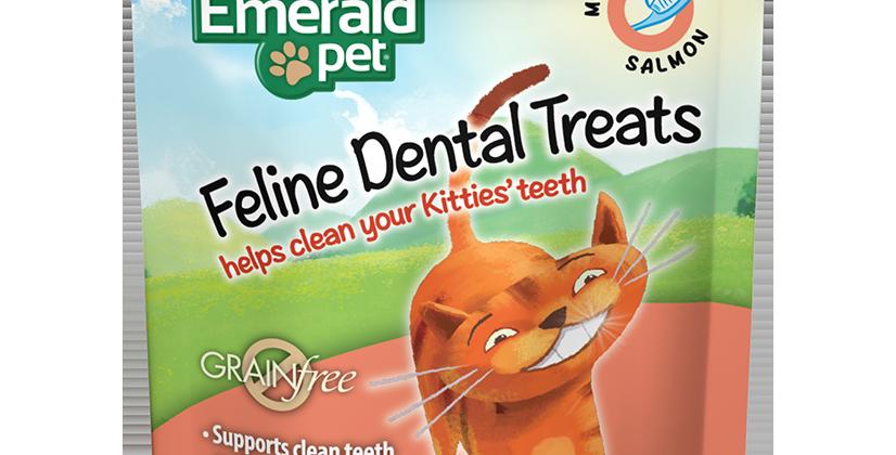 Feline Dental Treats Salmón