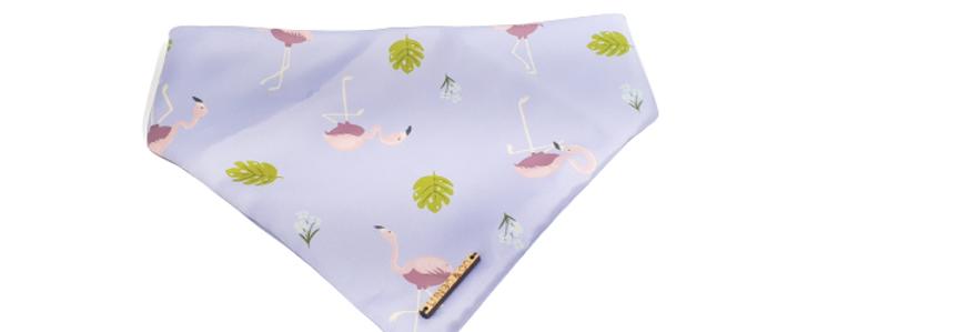 Bandana Lungo & Co Flamingo