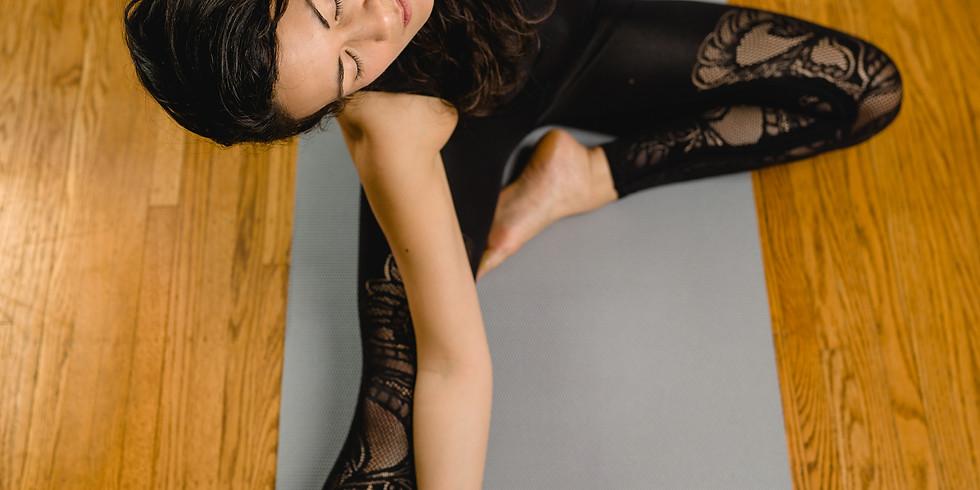 Tuesday Restore Yoga - 60 Minutes