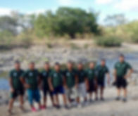 Government certified guides at Somoto Canyon