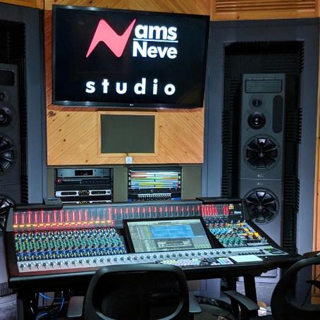AMS Neve Unveils New Demo Studio