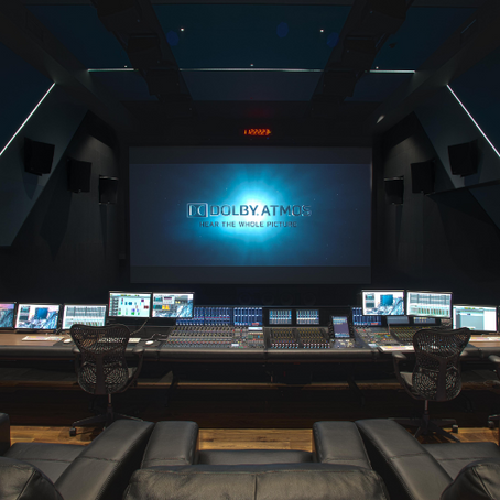 Goldcrest kits out Atmos™ theatre with DFC3D