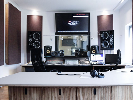 Genesys Black G32 settles to roost at Blackbird Music Studios