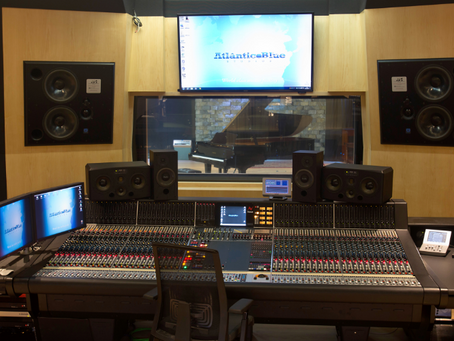 Rui Guerreiro chooses 88RS for Atlantico Blue Studios