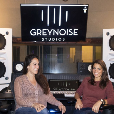 Genesys Black G32 is the Console of Choice for Grey Noise Studios
